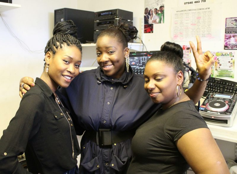 lioness Whoa FM