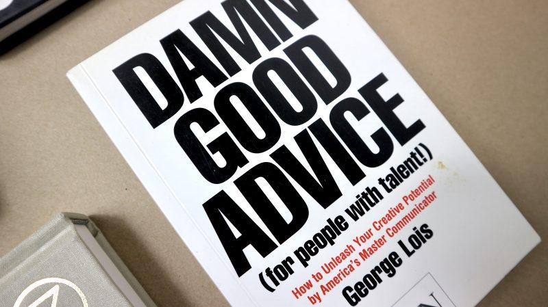 George Lois Damn Good Advice Pdf